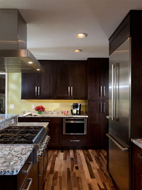 kitchens with wood floors photo page hgtv