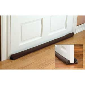 door guards for drafts battic door home energy conservation insulation products