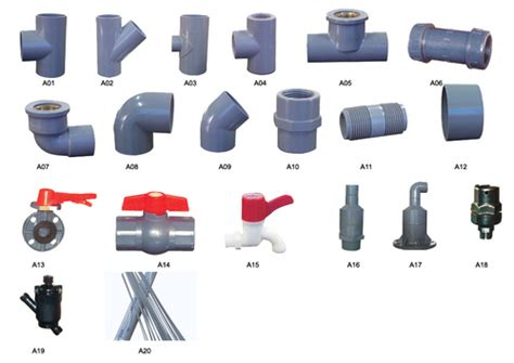 upvc pipe fittings in qingdao shandong china zibo