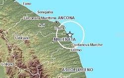 porto recanati notizie oggi terremoto oggi marche magnitudo 3 vicino alla costa tra