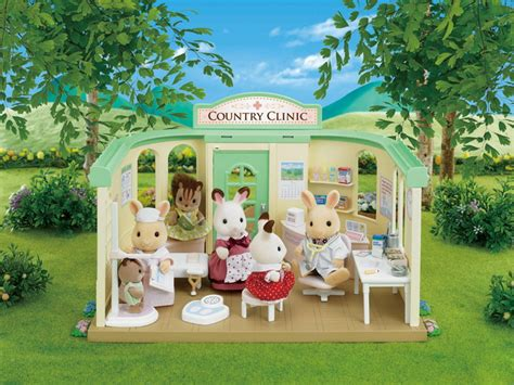 Country Doctor country doctor sylvanian families