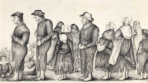 bbc iwonder the irish famine: from crop failure to