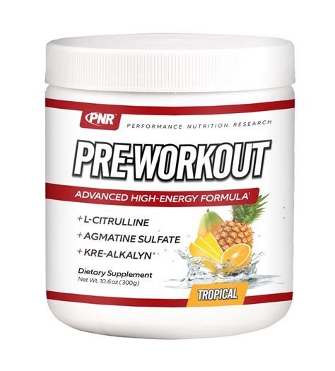 pnr preworkout drink mix only available at nutrishop