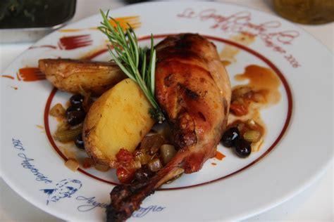 lapin a cuisiner lapin roti au four nicoise