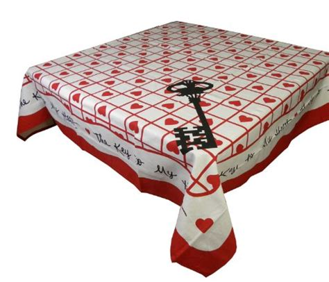 valentines day tablecloths best tablecloths for 2016