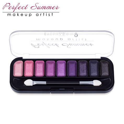 shadow color summer eye shadow 9color palette makeup eye shadow kit high quality lasting eye