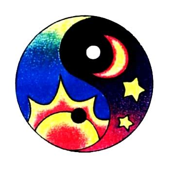 sun moon yin yang tattoo designs yin yang images designs