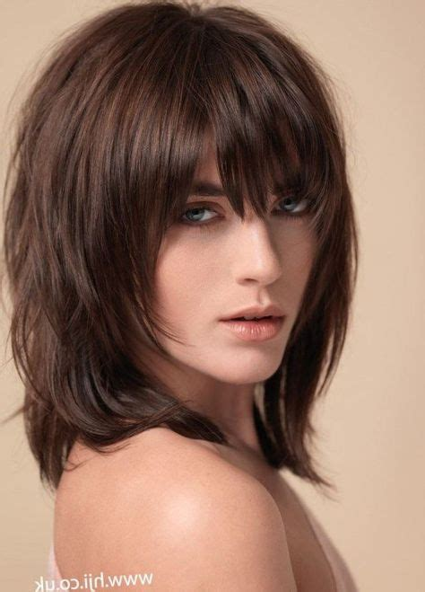 diy layered haircut upside down with bangs 25 best ideas about side swept bangs on pinterest diy