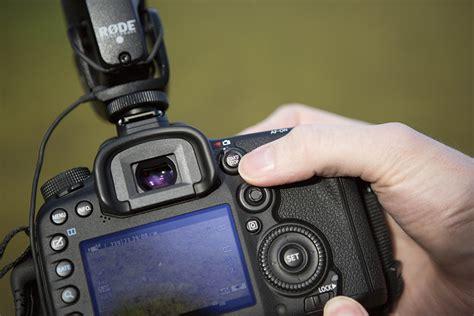master  camera shooting video   canon eos