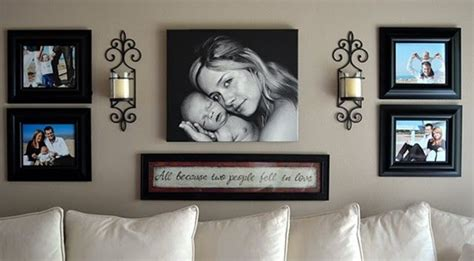 cute gallery wall ideas 25 unique ideas for designing a photo wall