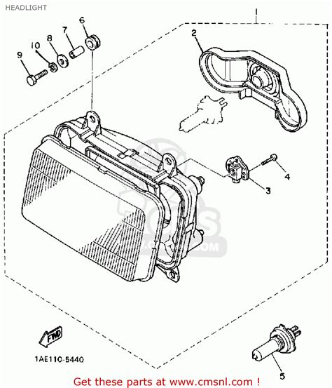 1985 yamaha fz750 wiring diagram wiring diagram and