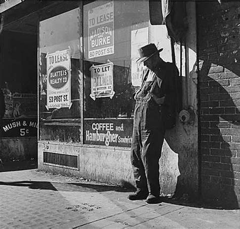photographs of the great depression