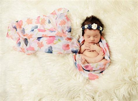 Headband Baby Navy Quality newborn baby flower crown headband navy and ivory