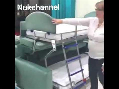 Sofa Yang Bisa Jadi Tempat Tidur tempat tidur tingkat serbaguna bisa beralih fungsi jadi