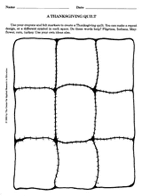 quilt math worksheets printable a thanksgiving quilt printable arts crafts activity
