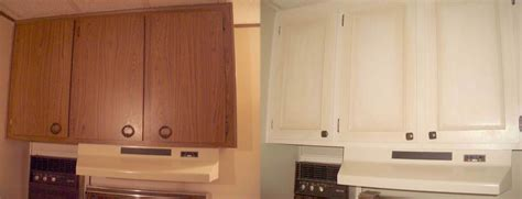 Kitchen Cabinet Before And After A Look At An Amazing Mobile Home 4 Years Later Mobile Home Living