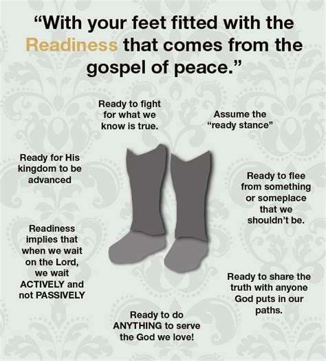 shoes of peace lesson for ephesians 6 10 18 the armor of god belt of