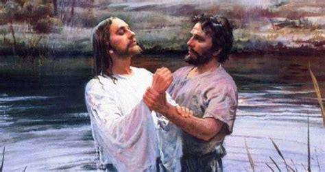imagenes de jesus bautizado por juan el bautismo de jes 250 s cumpliremos la justicia