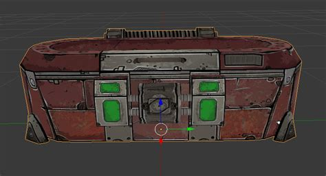 3d Papercraft Software - inside the box papercraft gearbox software