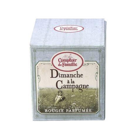 Bougie Comptoir De Famille by Bougie Dimanche 224 La Cagne Comptoir De Famille