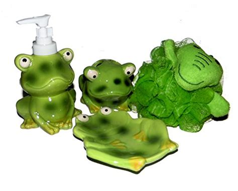 Frog Bathroom Accessories Frog Bathroom Accessories Lotion Soap Dispenser Soap