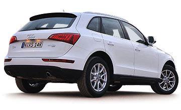 Audi Q5 3 0 Tdi Probleme by 2009 Audi Q5 2 0 Tfsi And 3 0 Tdi Goauto Our Opinion