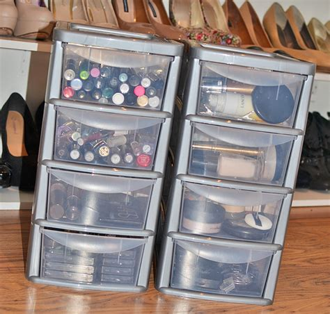 cheap storage solutions a cheap new makeup storage solution forever amber uk fashion lifestyle and parenting blog