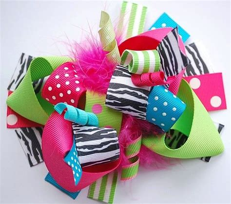 How To Make Handmade Hair Bows - free hair bows free hair bow