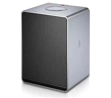 buy lg h3 wireless smart sound multi room speaker free delivery currys
