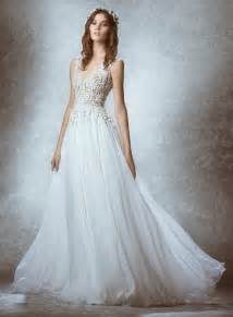 zuhair murad 2015 fall bridal wedding dresses photos