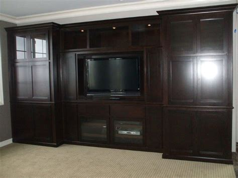 Handmade Entertainment Units - entertainment centers and wall units designed while you