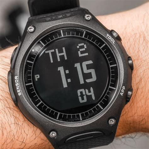 Smartwatch Casio Casio Wsd F10 Android Wear Smartwatch Review Page 2 Of 2