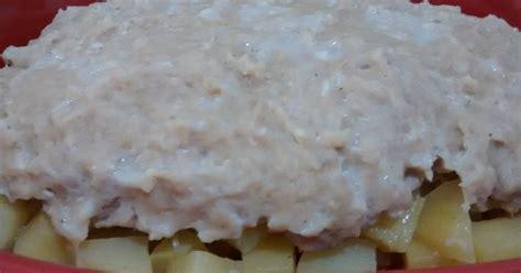 Pelunak Pelembut Daging Bawang Dll 16 resep daging babi giling bisa diganti ayam enak dan sederhana cookpad