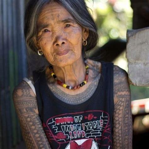 whang od the kalinga tattoo maker apo whang od the last kalinga tattoo artist as featured