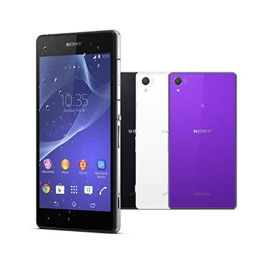 sony introduces xperia™ z2, its new premium flagship