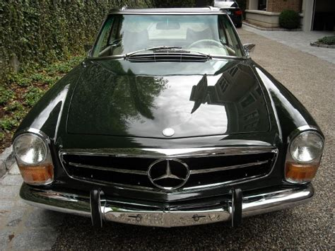 Carriage House Mercedes by 1971 Mercedes 280 Sl