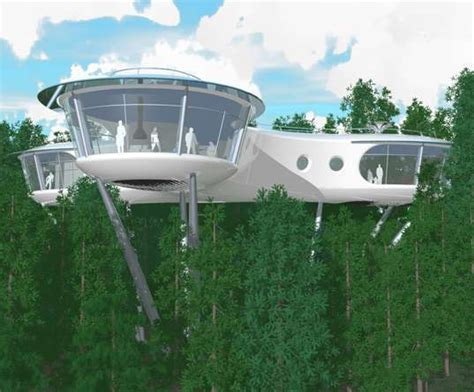 environmental houses tree houses live your childhood dream in one of these