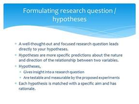 Problem Statement And Research Objectives Selection Of A Research Problem Presentation Bba Mantra