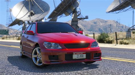 tuned lexus is300 lexus is300 tuning gta5 mods com