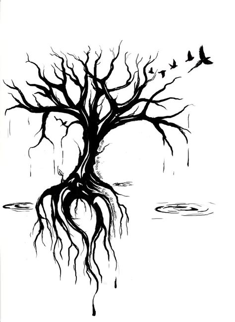 tree roots tattoo designs 17 best ideas about tree roots on roots