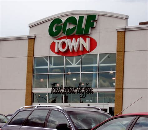 golf town montreal qc ourbis