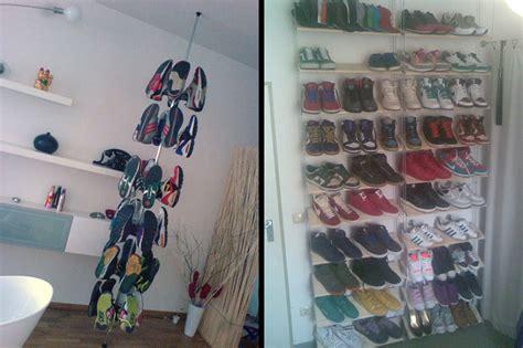 Schuhe Aufbewahren Wenig Platz 2402 by Sneaker Aufbewahrung