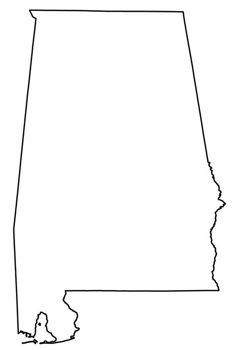 state outlines blank maps    united states gis