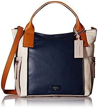 Fossil Emerson Multi Wine fossil emerson satchel bag blue multi one size handbags