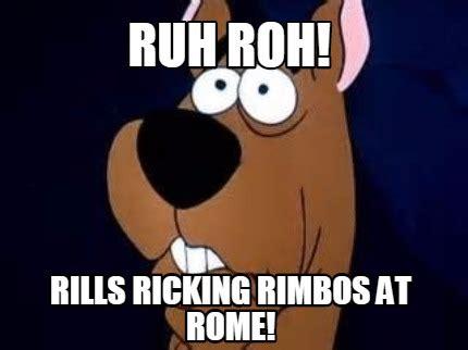 Meme At - meme creator ruh roh jeffy meme generator at memecreator