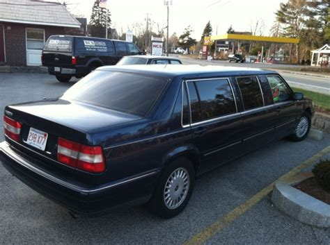 volvo limousine for sale bangshift roadside find rule the roads like a