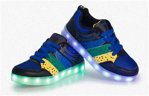 wish light up shoes children girls led shoes women kids boys lighting flash