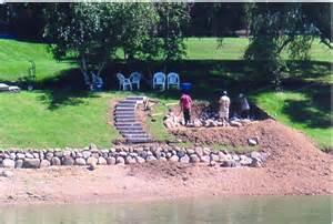 Amazing Backyard Gardens Lake House Landscaping Design Ideas Waterfront
