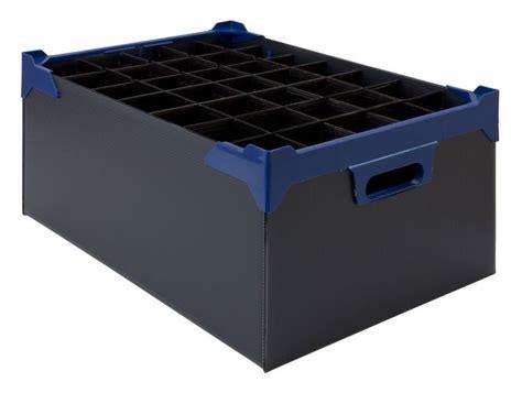 barware storage barware storage glassware storage box 35 compartment 200mm