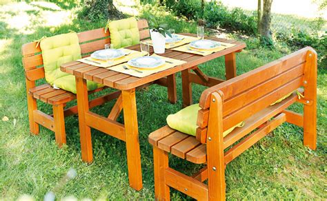 Gartenmobel Holz Gebraucht
